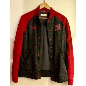 Nebraska Huskers bomber jacket